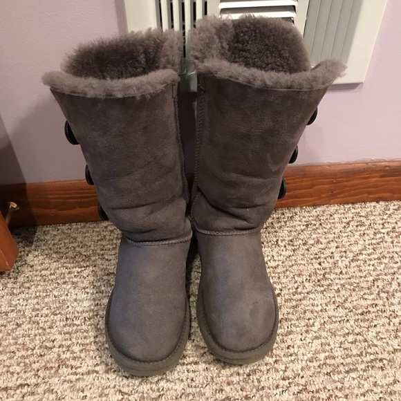 8207c30949b Women's Tall Bailey Button UGG Boots